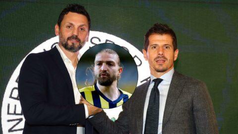 Emre Belözoğlu ve Erol Bulut görüştü, Caner Erkin için karar verildi