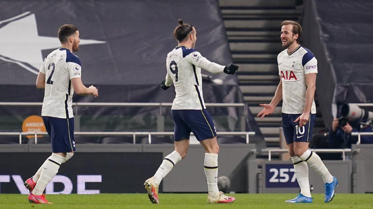 Gareth Bale ve Harry Kane coştu, Londra derbisinde Tottenham kazandı