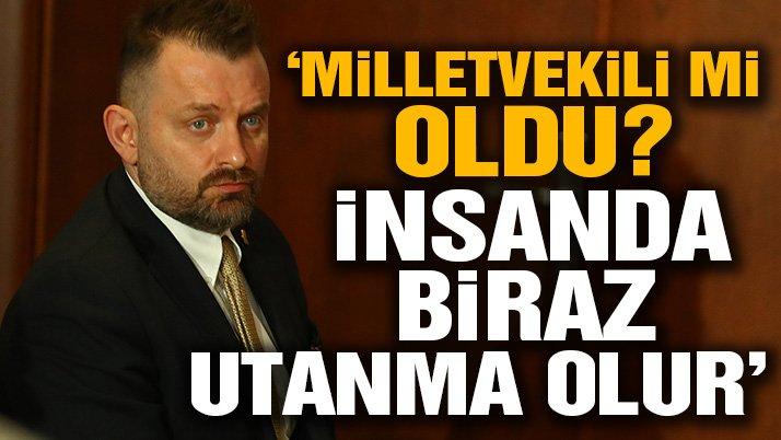 Fenerbahçe'den Galatasaray'a gönderme! 'Marcao milletvekili mi oldu?'