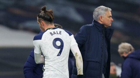 Jose Mourinho'dan Gareth Bale sözleri: 'Psikolojik yaraları vardı'
