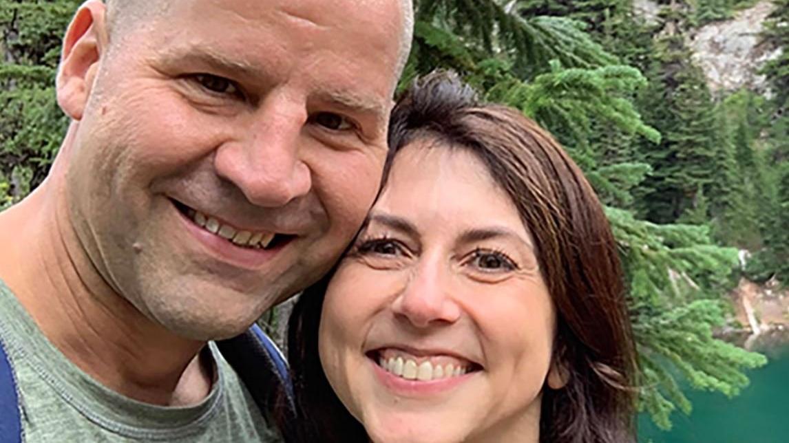Jeff Bezos'un eski eşi öğretmenle evlendi