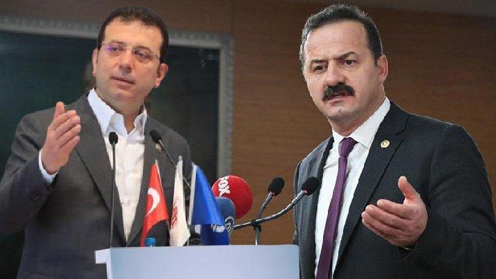 İmamoğlu'nun paylaşımına İYİ Partili Ağıralioğlu'dan tepki