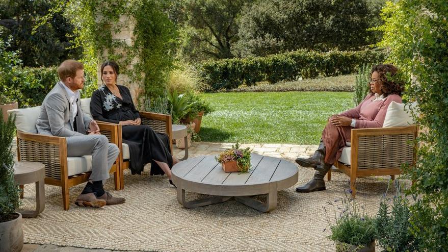 Meghan Markle ve Prens Harry'nin röportajı yayınlandı: Flaş iddialar