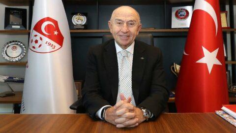 TFF Başkanı Nihat Özdemir: 'Süper Lig'de 2023'te kadın hakemler...'