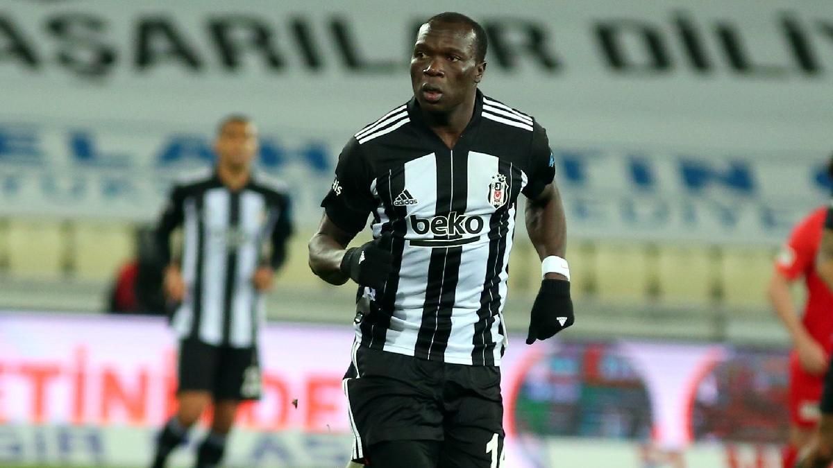 Beşiktaş'ta Vincent Aboubakar sevinci! 1 yıl daha...