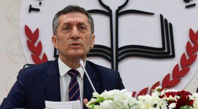 Son dakika… Milli Eğitim Bakanı Ziya Selçuk'tan yüz yüze sınav ve ara tatil açıklaması