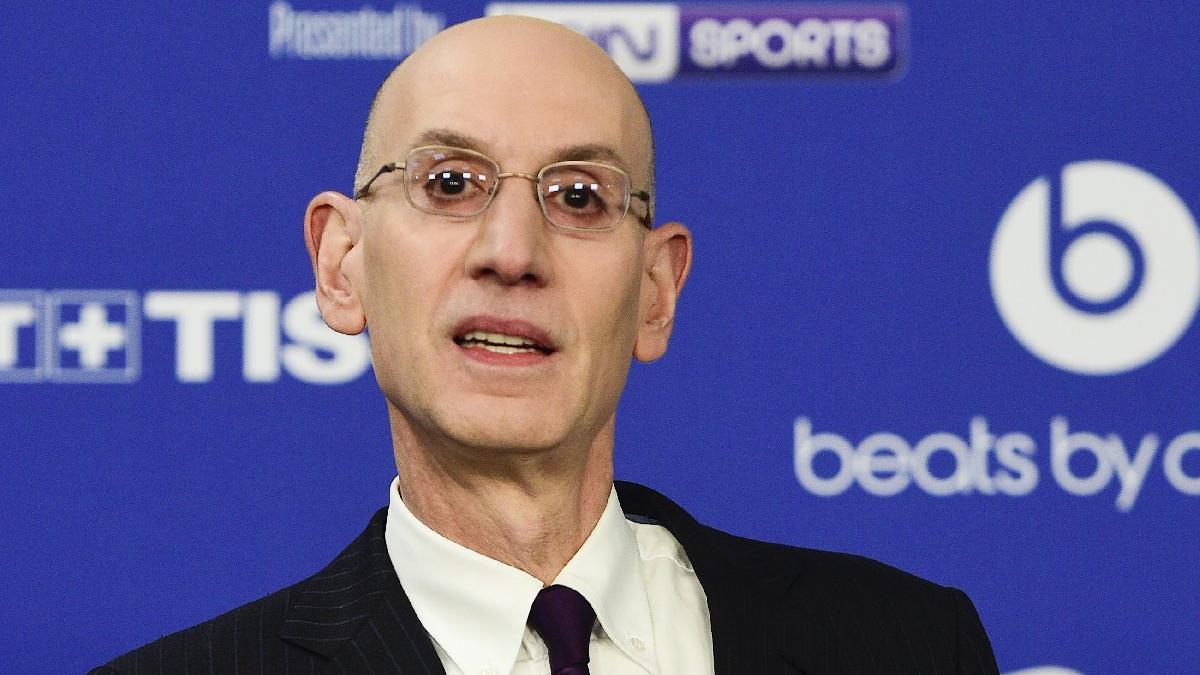 NBA komiseri Adam Silver: Oyuncular artık daha az para kazanacaklar