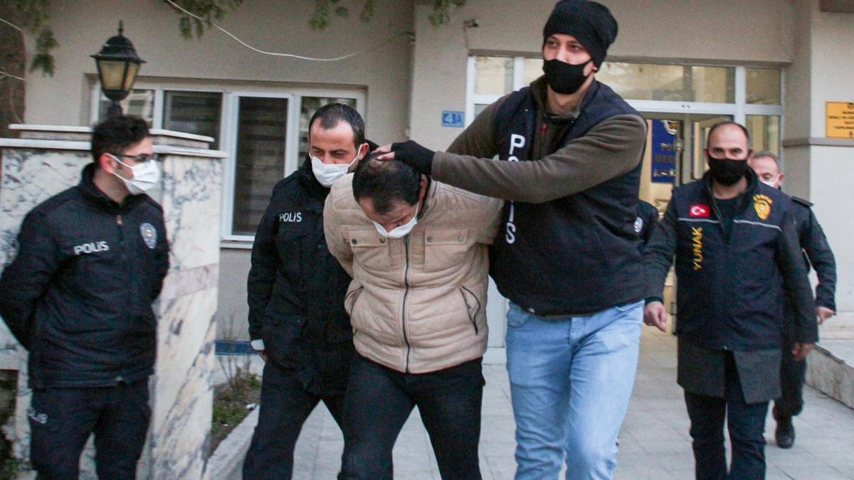 İstanbul'dan Konya'ya geldi öldürüp gitti