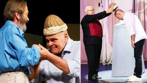 Rasim Öztekin tiyatroyu bırakmasını böyle anlatmıştı: Kalbim izin vermedi