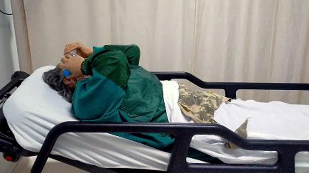 17 yaşındaki kız sağlık çalışanını darp etti, gözaltına alındı