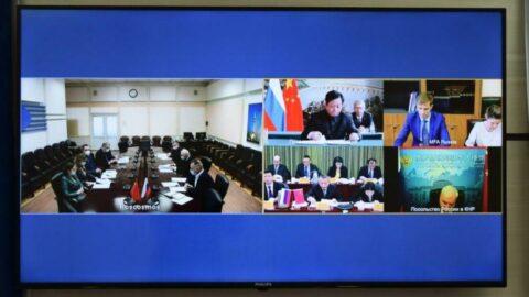 Rusya ve Çin Ay'da ortak uzay istasyonu kuracak