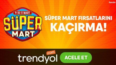 Trendyol - Mobil Manşet Advertorial 9 Mart'21