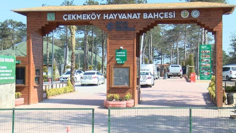 Saldırgan Çekmeköy'deki hayvanat bahçesinden kovulmuş