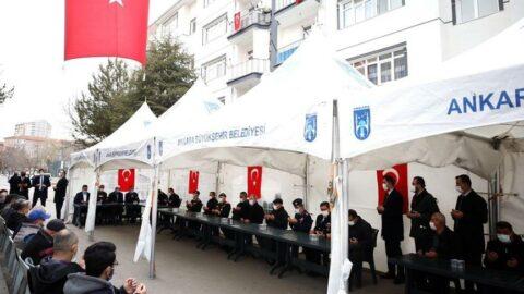 Bakan Hulusi Akar ve TSK komuta kademesi Bitlis şehitlerinin ailelerini ziyaret etti
