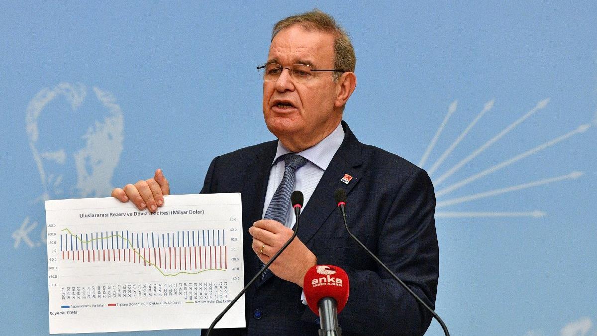 CHP'li Öztrak'tan Erdoğan'a yanıt: Milletimizin başına taş olup yağdınız