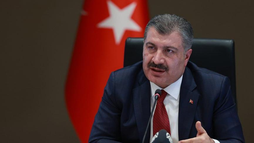 Bilim Kurulu toplantısı sonrası Bakan Fahrettin Koca'dan kritik mutasyon açıklaması