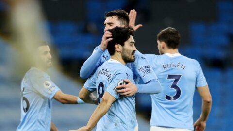 Manchester City 5 golle kazandı! İlkay Gündoğan Premier Lig'e damga vurdu...