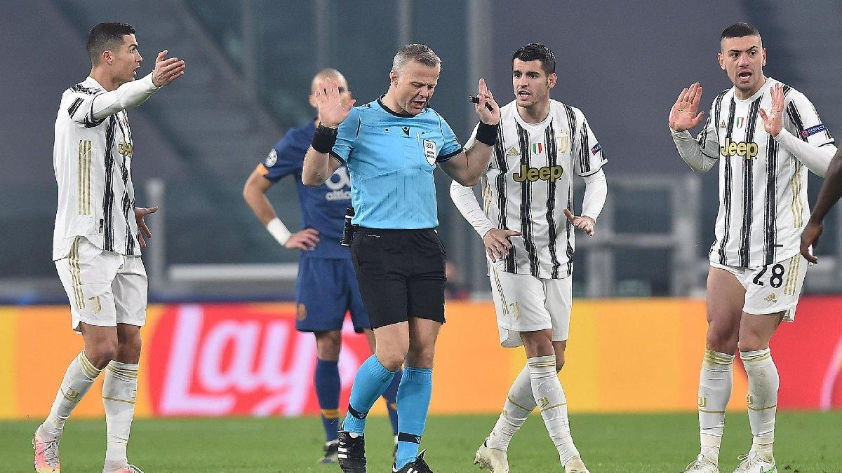 Merih Demiral'ın kabus gecesi... Juventus Porto'ya uzatmada elendi