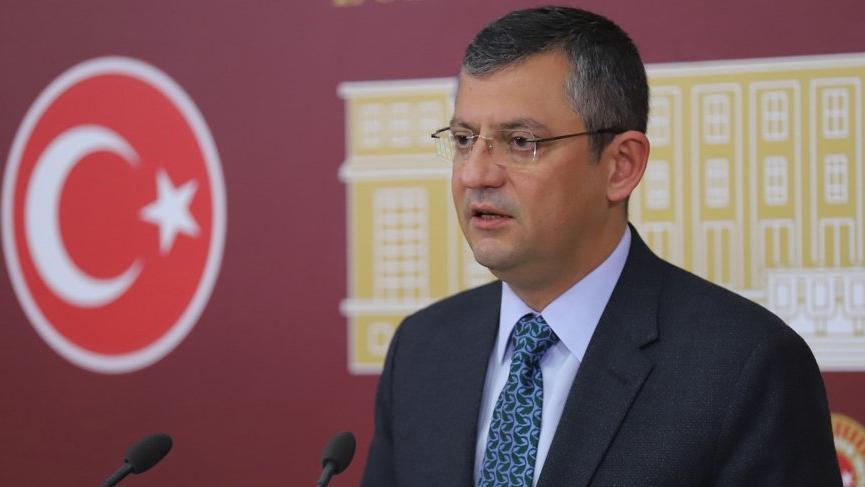 CHP'li Özgür Özel: Bunların hepsi AKP'nin siyasi yankesicilik hesapları
