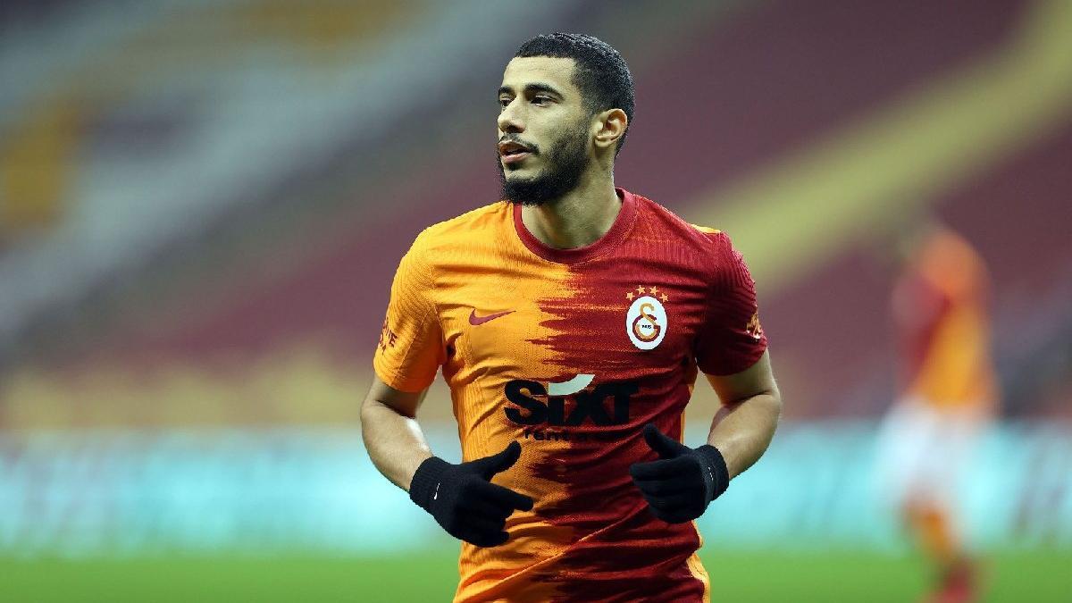 Sözleşmesi feshedilen Younes Belhanda'nın Galatasaray kariyeri!