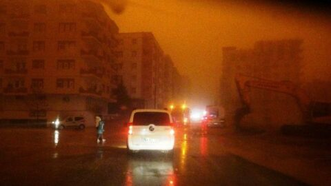 Çamur yağışı uyarısı: Yağmurdan sonra da 2 gün evde kalınmalı