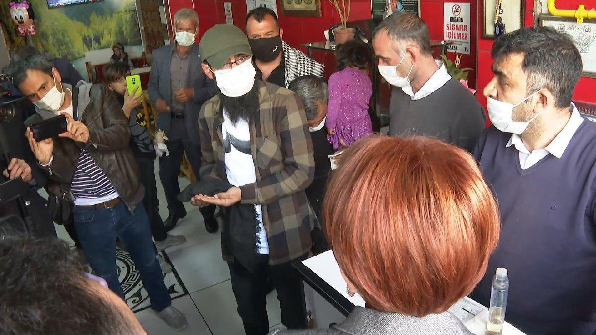 Meral Akşener'e böyle dert yandı: İnsanları artık görsünler, inanın çok doluyum