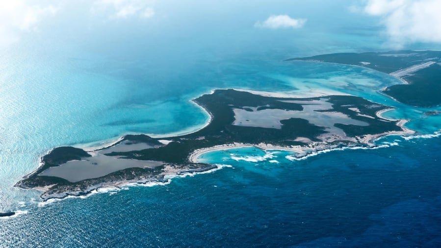 Bahamalar'da 145 milyon TL'ye satılık ada