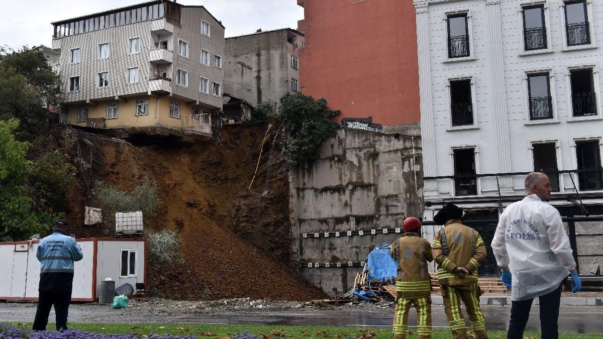Arda Turan'ın kardeşinin otel inşaatı sebebiyle yıkılan binada bekleyiş sürüyor