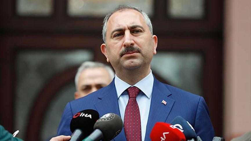 Adalet Bakanı Abdulhamit Gül: Bugün darbecileri yargılayan bir yargı var