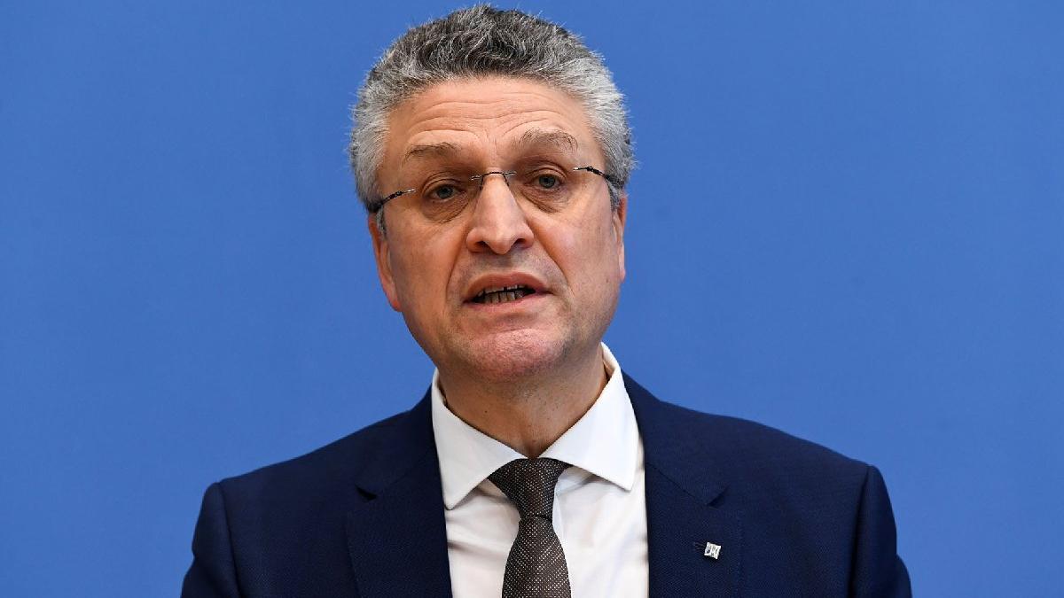 RKI Başkanı: Almanya'da üçüncü dalga çoktan başladı