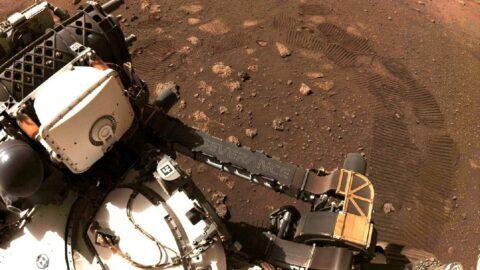 Mars'tan ilk ses Dünya'ya ulaştı