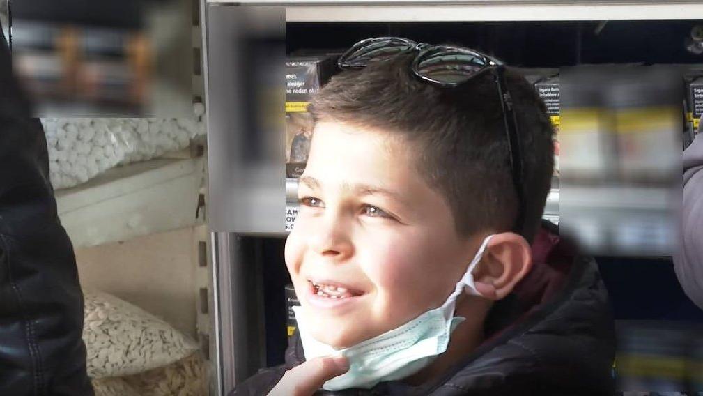 10 yaşındaki Enes, Akşener'e seslendi: İnternet yok, tablet de yok, iki kardeşiz, EBA'ya giremiyoruz