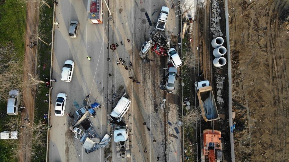 Bursa'daki katliam gibi kazada acı detay