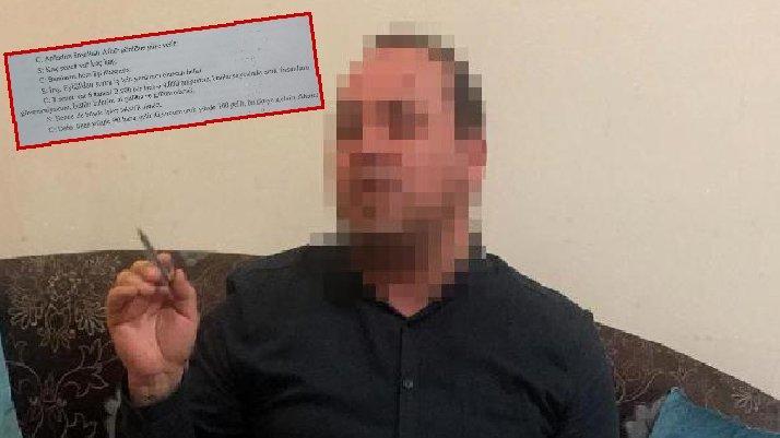 Bilirkişiye rüşvet davasında fotoğraflı delil dosyada