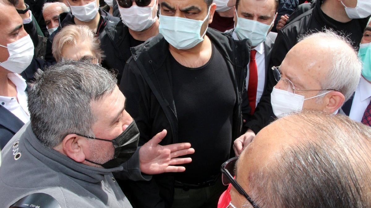 Esnaf, Kılıçdaroğlu'na dert yandı: Artık biz bittik