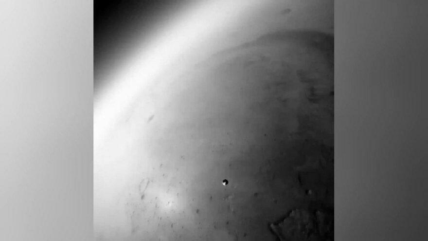 NASA Perseverance'ın yeni görüntülerini paylaştı