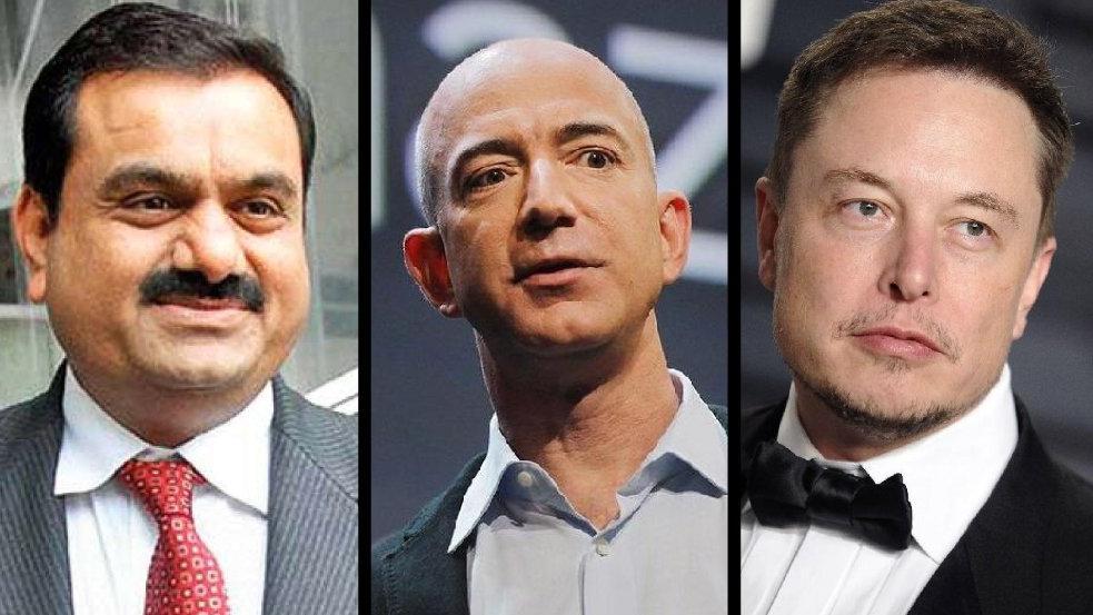 Ne Bezos ne Musk... 2021'in yıldızı Adani