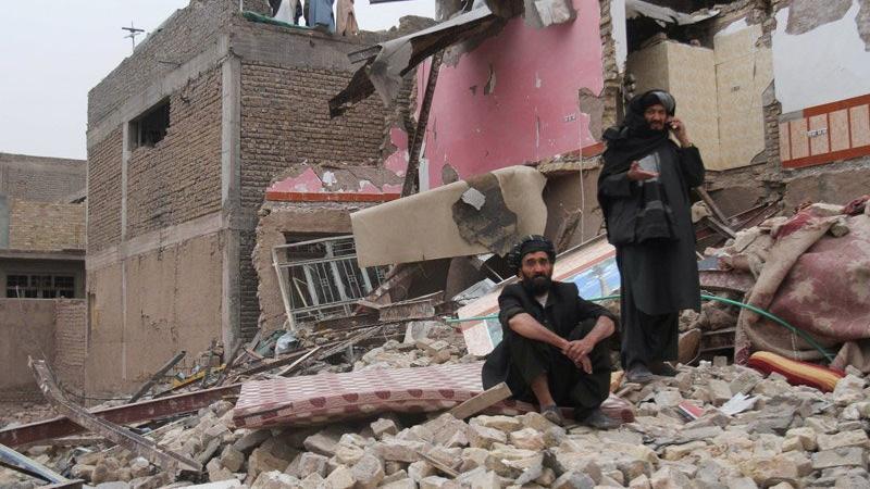 Afganistan'da karakola bombalı saldırının bilançosu: 7 ölü, 51 yaralı