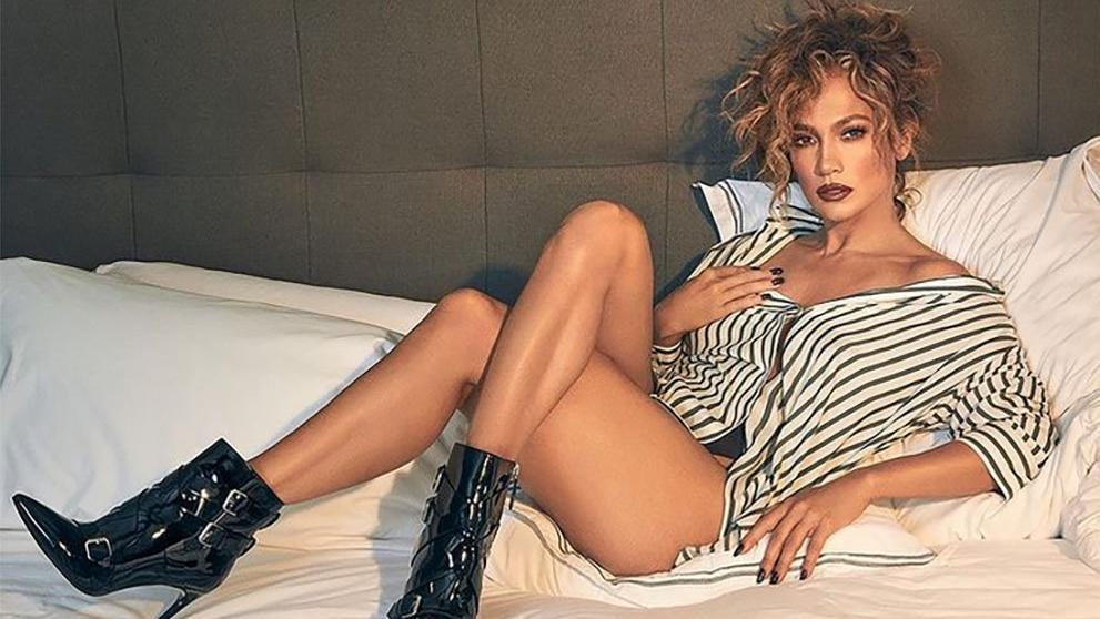 Corona yüzünden düğün ertelenmişti... Jennifer Lopez nişanı attı
