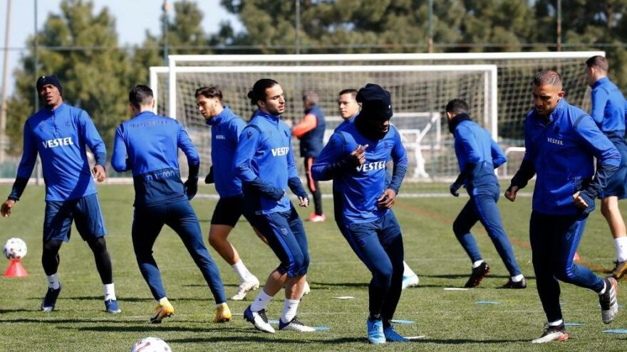 Trabzonspor, Erzurum'a 5 eksikle gitti