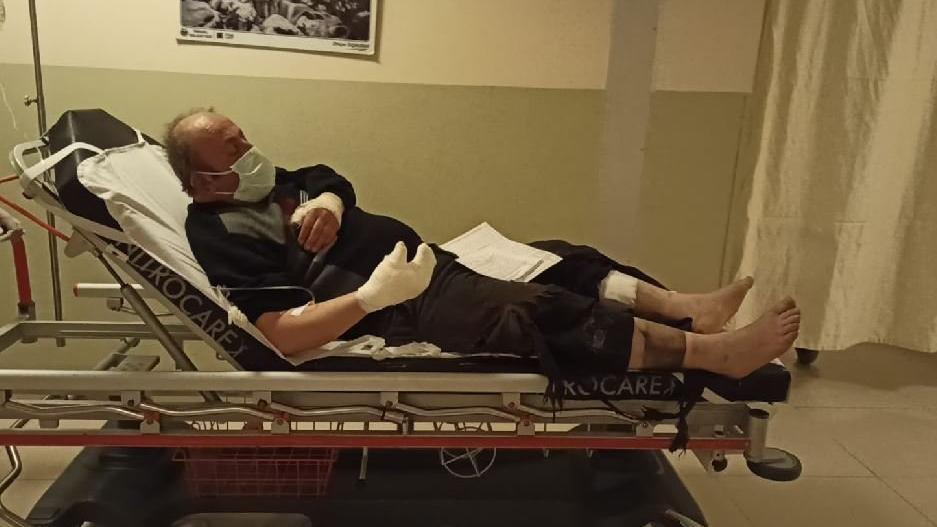 Taş ocağındaki trafoda patlama; 1'i ağır 3 yaralı