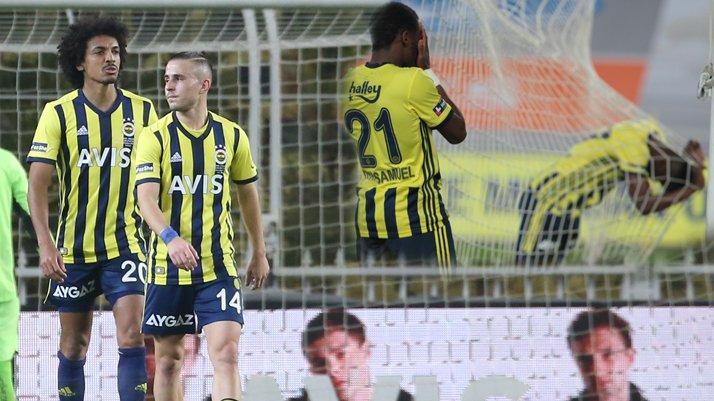 Fenerbahçe, Gençlerbirliği'ne yenilip tarihi tersten yazdı: 1-2