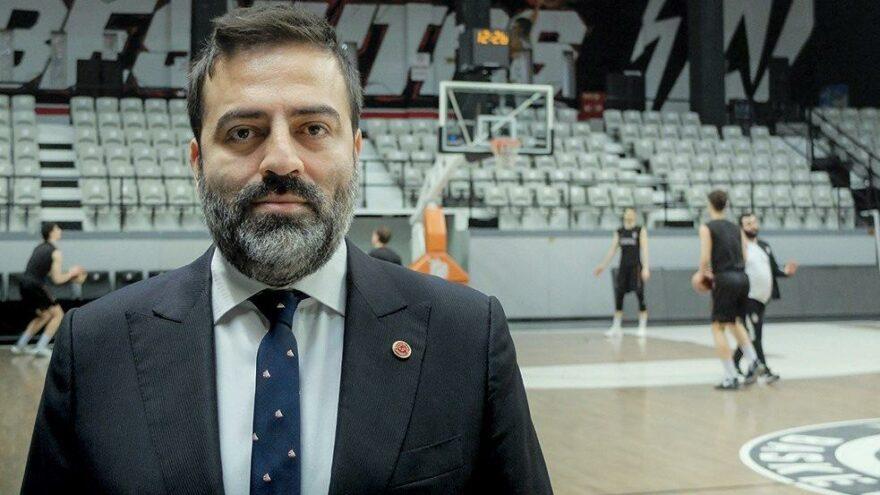 Beşiktaş Yönetim Kurulu Üyesi Umut Şenol: Kimseye karşı eğilip bükülmeden kuralları uygulayın