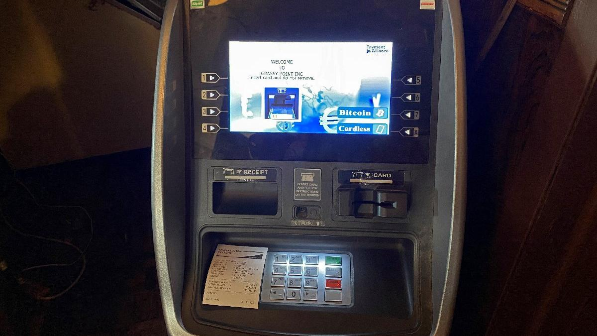 Bitcoin ATM'leri ABD'de yayılıyor