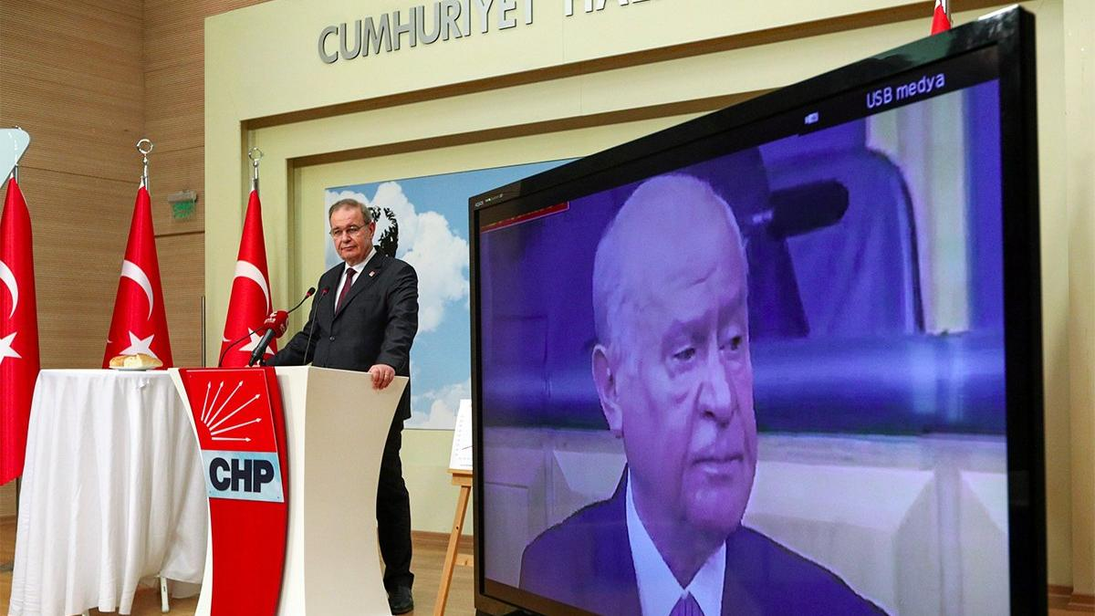 CHP'den Bahçeli'ye dikkat çeken 'andımız' sorusu