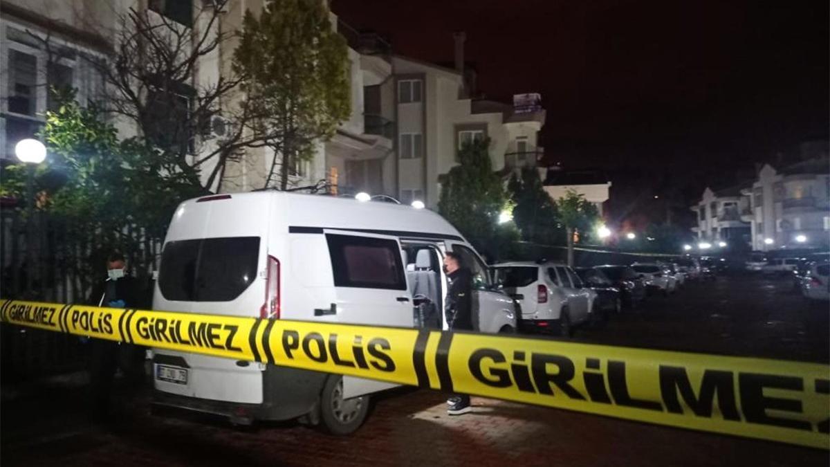Antalya'da dehşet! Evde 4 kişinin cesedi bulundu