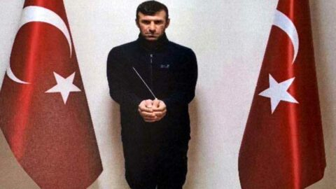 MİT, PYD/YPG'nin sözde komutanını yakalayıp, Türkiye'ye getirdi