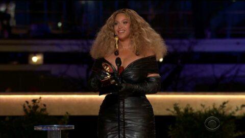 Grammy Ödülleri sahiplerini buldu: Beyonce geceye damga vurdu