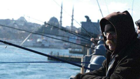 Boğazın dibi balıkçı kurşunlarıyla dolu