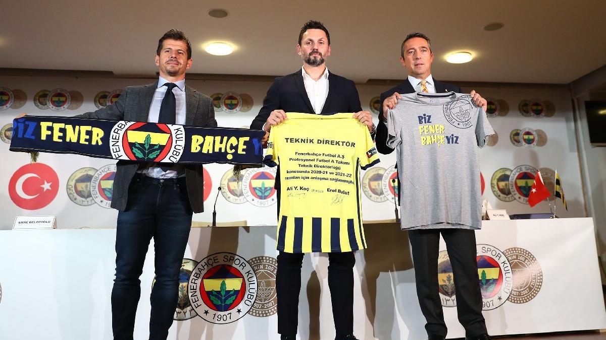 Fenerbahçe taraftarından istifa çağrısı! Ali Koç ve Emre Belözoğlu'nun kritik buluşması